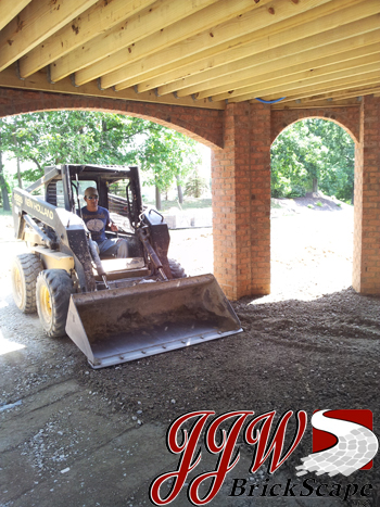 Brick Paver Installation 48309