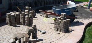 brick paver repairs patio macomb mi