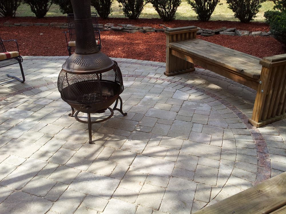 Paver Patio Design Bloomfield Hills 48302