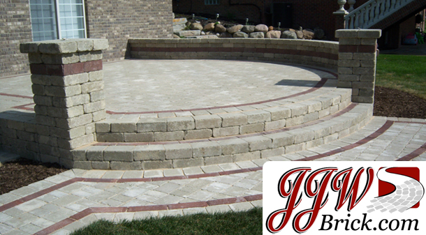 Brick Paver Patio Shelby Twp MI 48315