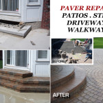 paver patio repair michigan