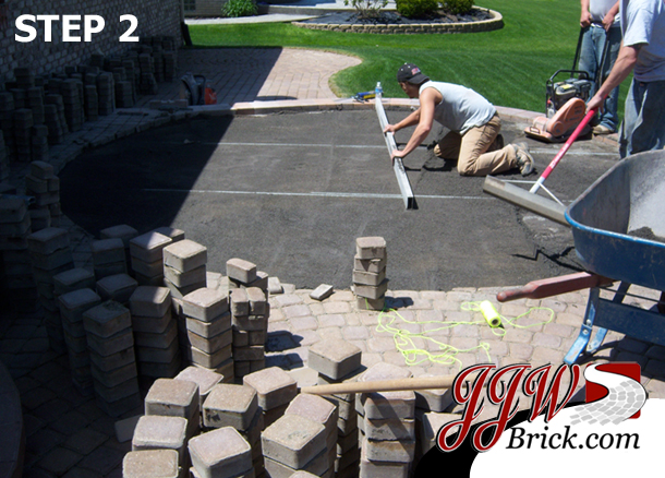 Brick Patio Repair Shelby Twp