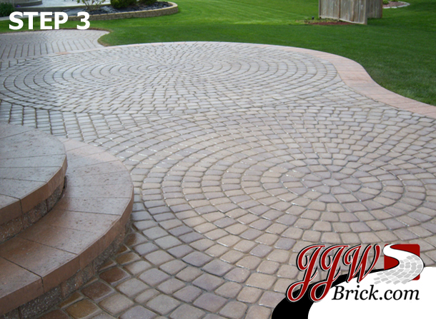 Paver Patio Repair Shelby Twp