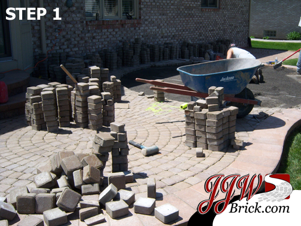 Pavers Repair Shelby Twp MI