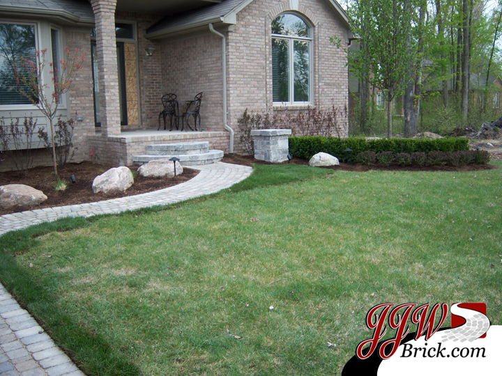landscaping service huntington wood mi