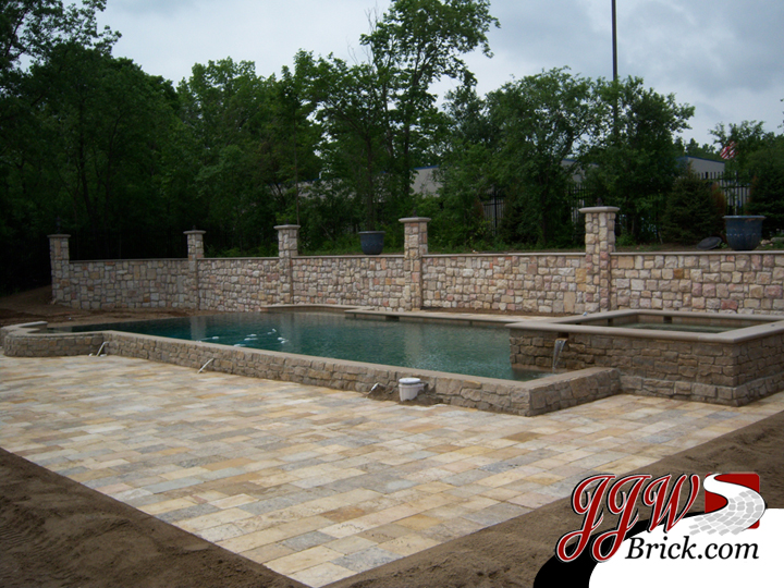 Patio Landscaping Rochester Hills MI