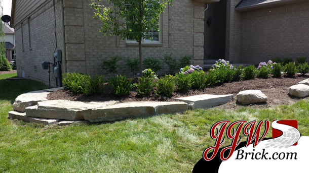 Landscaping Rocks Shelby Twp. MI