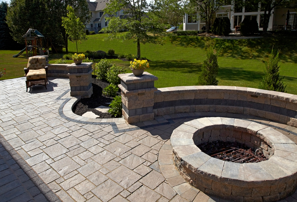 Charmant Brick Patio Design Ideas