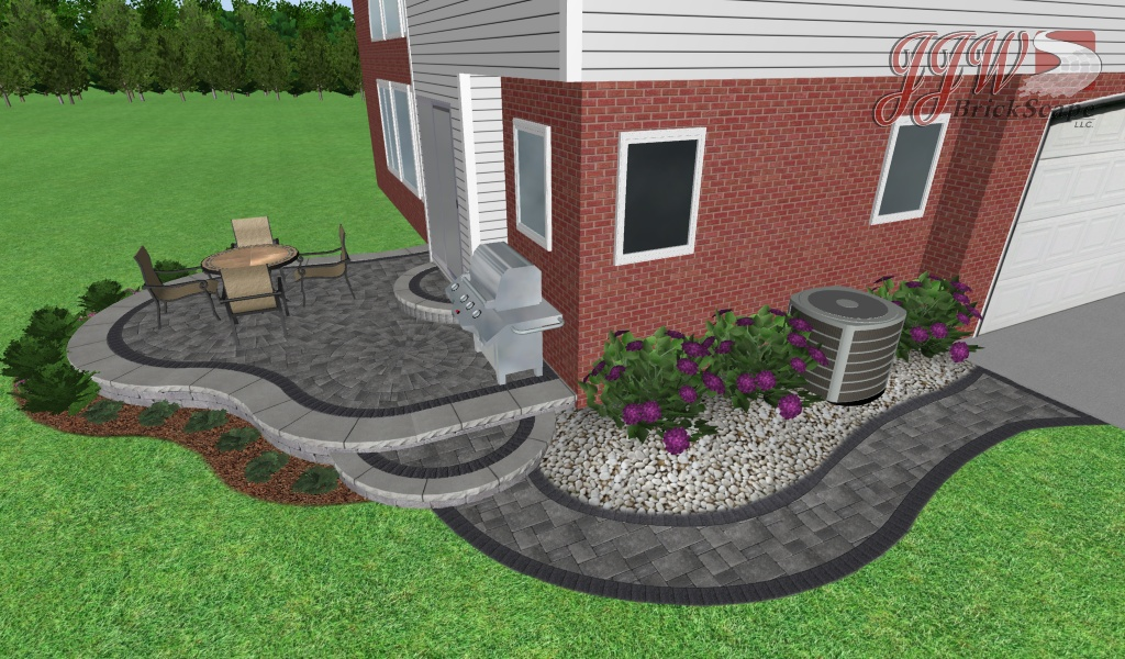 Tips for Choosing a Brick Paver Patio for Your Home - Brick Paver Patio Shelby Township Small Paver Patio Macomb Twp