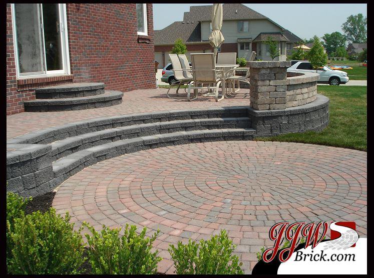 Brick Patio References - Shelby Twp., Mi | Brick Patio | Retaining