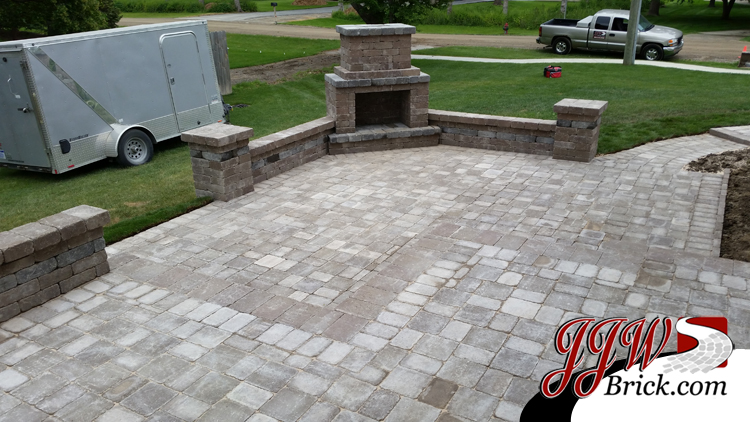 Paver Stone Patio Troy Mi
