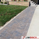 Driveway Brick Pavers Repaired in Macomb MI 48044
