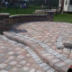 New Paver Patio Installation in Macomb, MI 48042