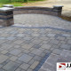 Macomb Township New Home with Brick Paver Patio – Michigan
