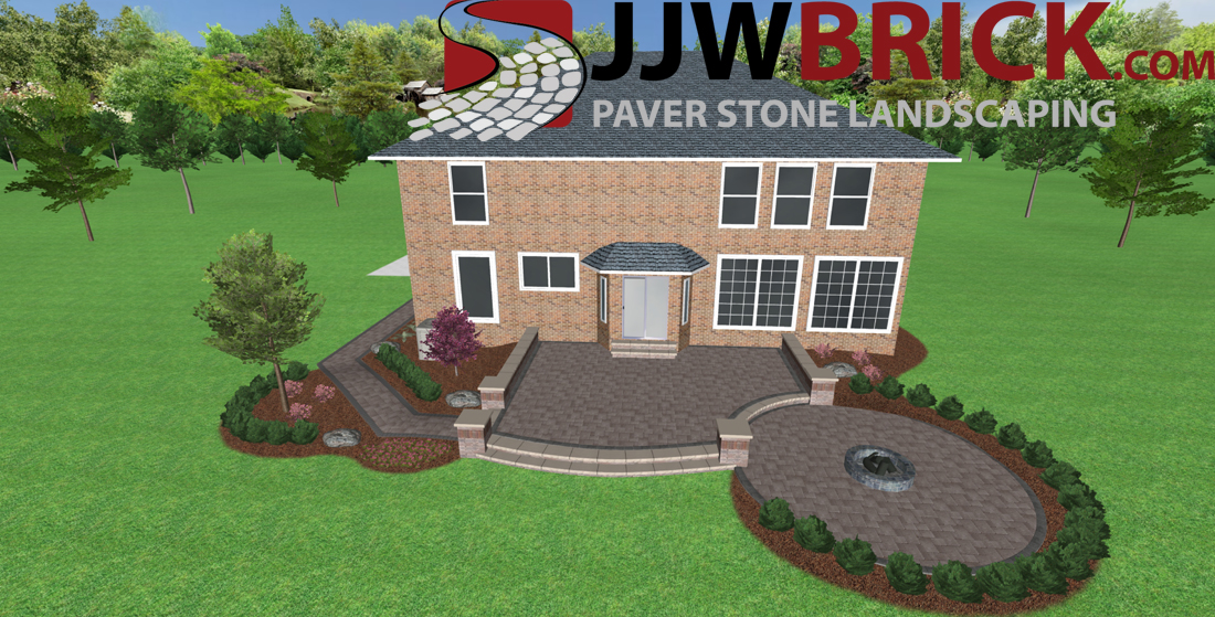 Paver Stone Patio Chesterfield MI