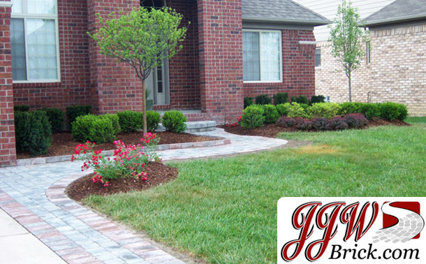Front Yard Landscape Design Macomb Mi 48044